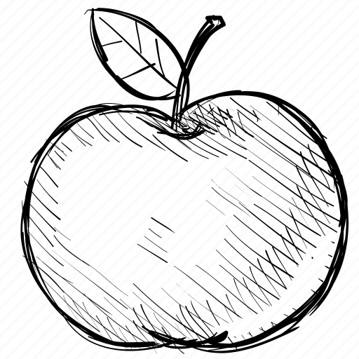 apple, food, fruit, healthy, sweet, vegetable icon
