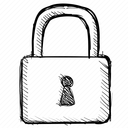 locked, padlock, password, privacy, protection, secure, security icon