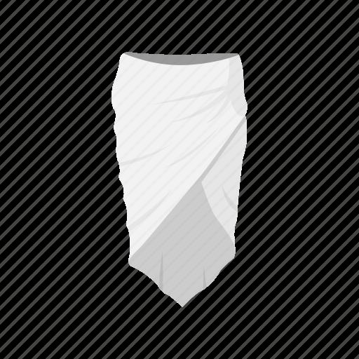 clothing, dress, garment, pencil skirt, skirt, tulip skirt, wraparound skirt icon