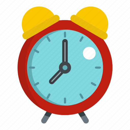 alarm, clock, hour, minute, six, table, time icon