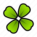 achievement, casino, clover, game, luck, slot, win icon