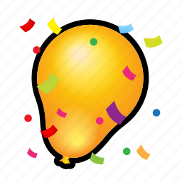 achievement, ballon, casino, game, happy, party, win icon