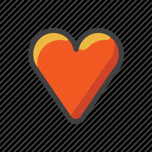 core, essence, heart, online slots, pith, shape icon