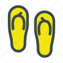 beach, flip, flops, footwear, sandal, sandals, shoe