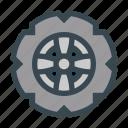 car, rubber, tire, tyre, wheel
