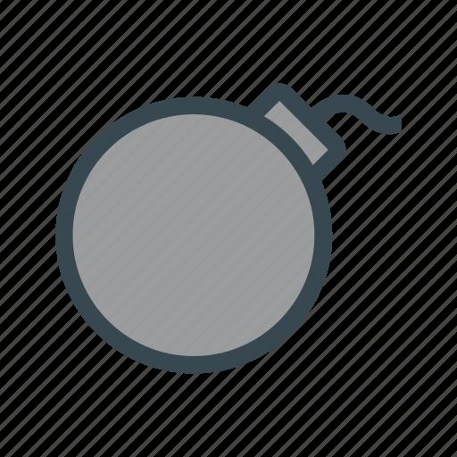 Bomb, error, explosion, mistake icon - Download on Iconfinder