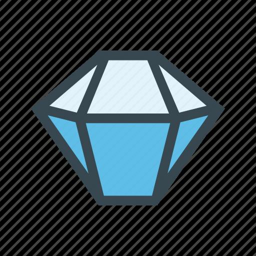 Diamond, gem, jewel, jewelry, precious icon - Download on Iconfinder