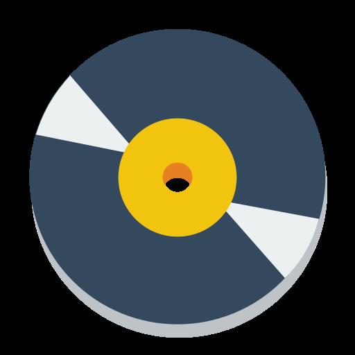 Disc, vinyl icon - Free download on Iconfinder