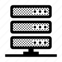 center, data, database, hosting, rack, server, storage
