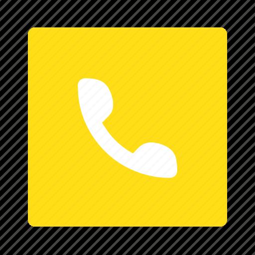 call, calling, communication, contact, phone, speech, talk, telephone icon