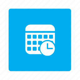 and, calendar, date, event, plan, schedule, time icon