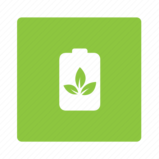 battery, eco, ecology, energy, environment, green, mode icon