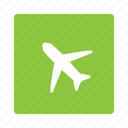aeroplane, airplane, flight, flightmode, plane, transport, travel icon