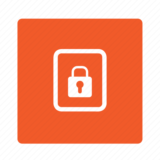 lock, locked, lockscreen, privacy, protect, safety, security icon