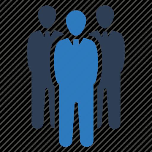 business, group, leadership, marketing team, team, teamwork icon