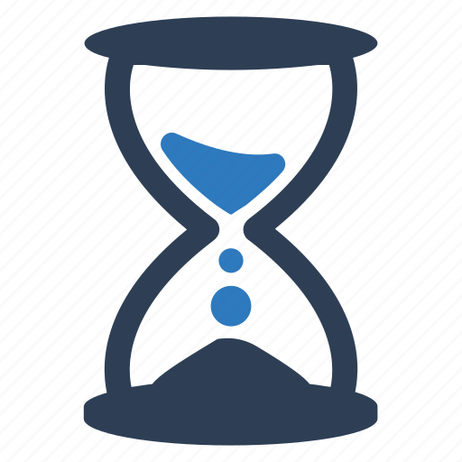 Deadline, hourglass, time management, timer icon - Download on Iconfinder