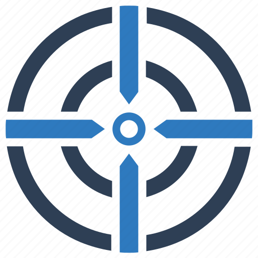 Aim, goal, target icon - Download on Iconfinder
