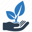 business, business startup, growth, plant, start up icon