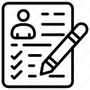 order, employee, requirements, compliance, checkmark, task, tasks