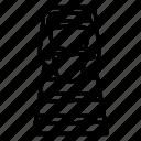 bullet, line, rail, subway, train icon