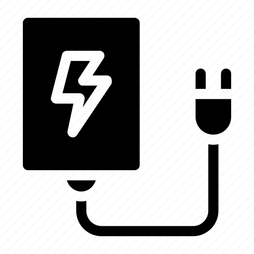 Electronic, electronics, plug, socket, technology icon - Download on Iconfinder