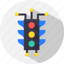 city, control, controller, management, signal, smart, traffic icon