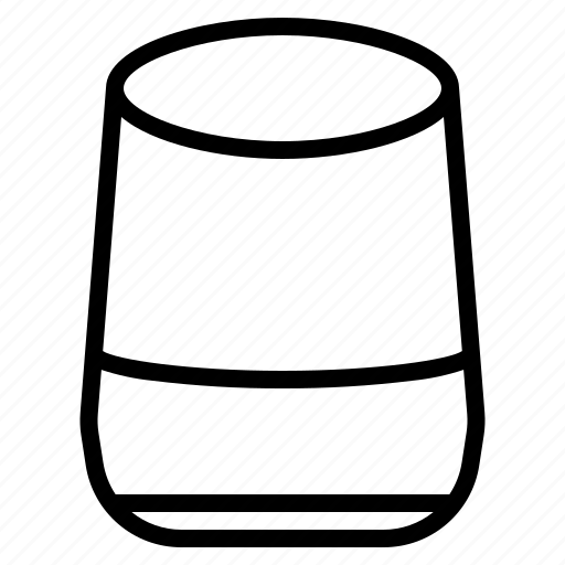smart, speaker icon