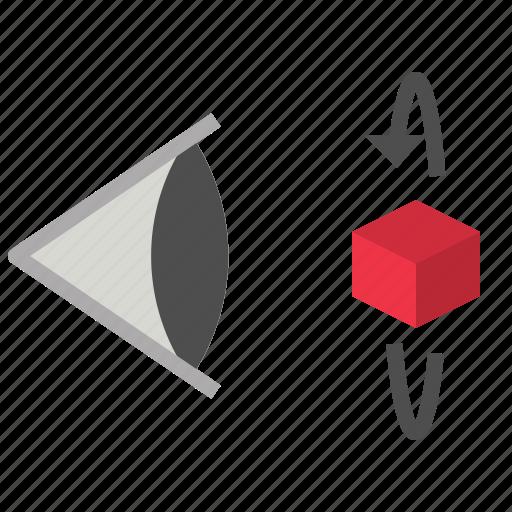 ar, eye, vr icon