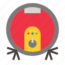 cleaner, hoover, vacum icon