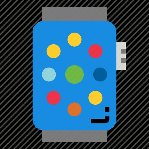 Smartwatch icon - Download on Iconfinder on Iconfinder
