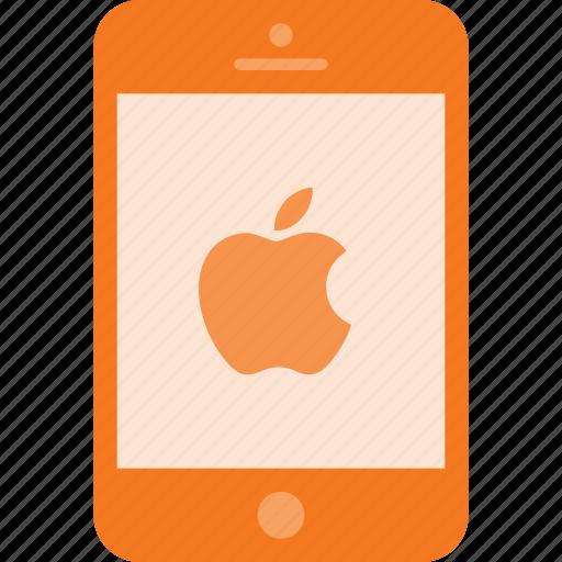 apple, iphone, mobile, phone, smart, smartphone icon