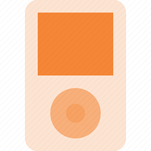 ipod, media, mp3, mp4, music, player icon