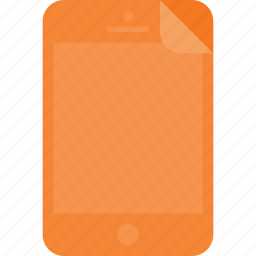 foil, phone, protect, screen, smartphone icon