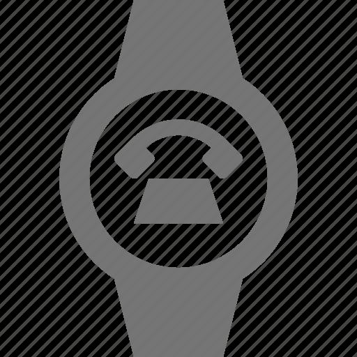 phone, smart watch, watch icon