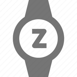 smart watch, snooze, watch icon