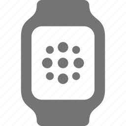 network, smart watch, watch icon