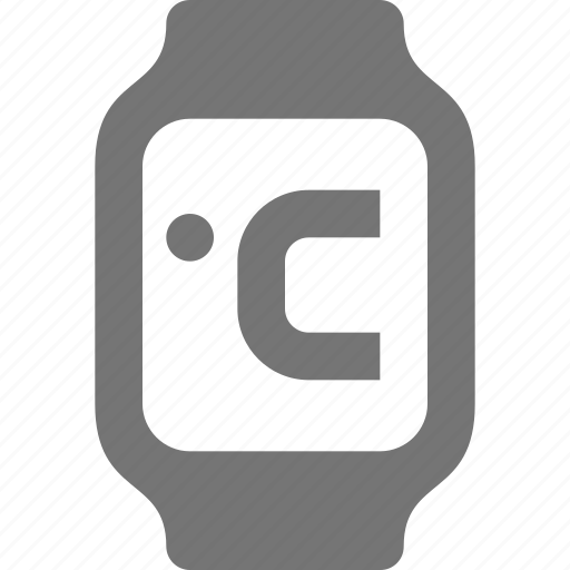 celcius, smart watch, temperature, thermometer, watch icon