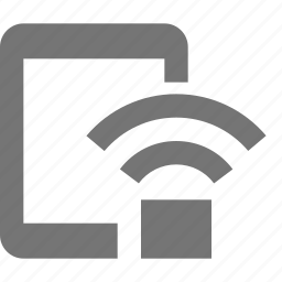 sync, syncing, wireless icon