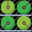 agriculture, plantation, farm, circular, crop, field