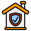 home, security, protection, shield, secure, safety, house