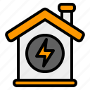 smart, house, home, energy, power, electricity, battery