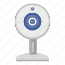 camera, home, monitoring, security icon