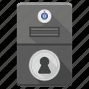 access, control, door, enter, smart icon
