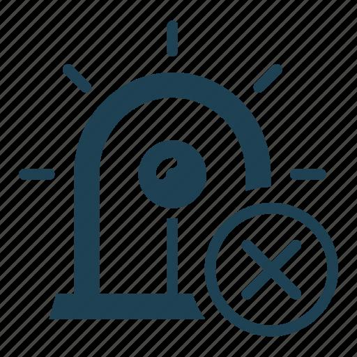 alarm, delay, discrete, discrete alarm, information, message, notification icon