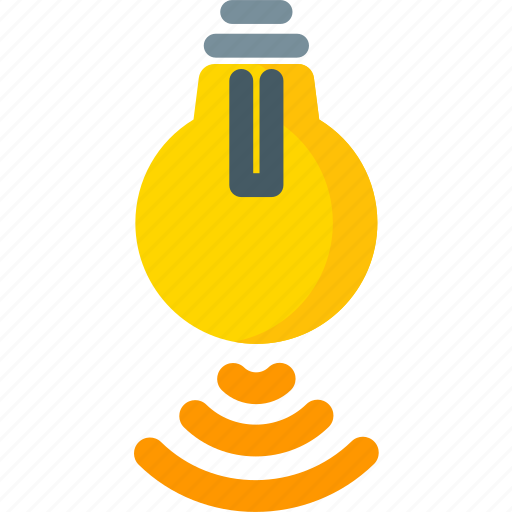 bulb, electricity, energy, lamp, light, smart icon