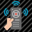 control, home, remote, smart, wireless icon