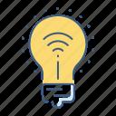bulb, ecology, energy, light, light bulb, smart