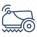 automatic, control, intelligent, lawn mower, mower, reaper, smart mower