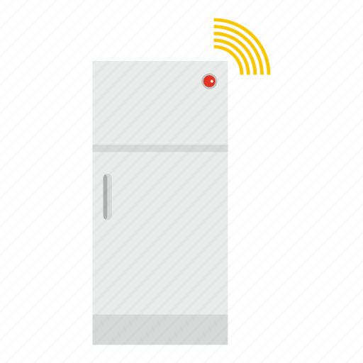 appliance, arrangement, cold, electrical, fridge, household, refrigerator icon