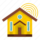 construction, cottage, home, house, realestate, residential, web icon